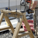 how to use a saw bench with power tools