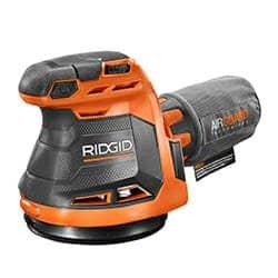 Ridgid R8606B 18v Cordless Sander Review