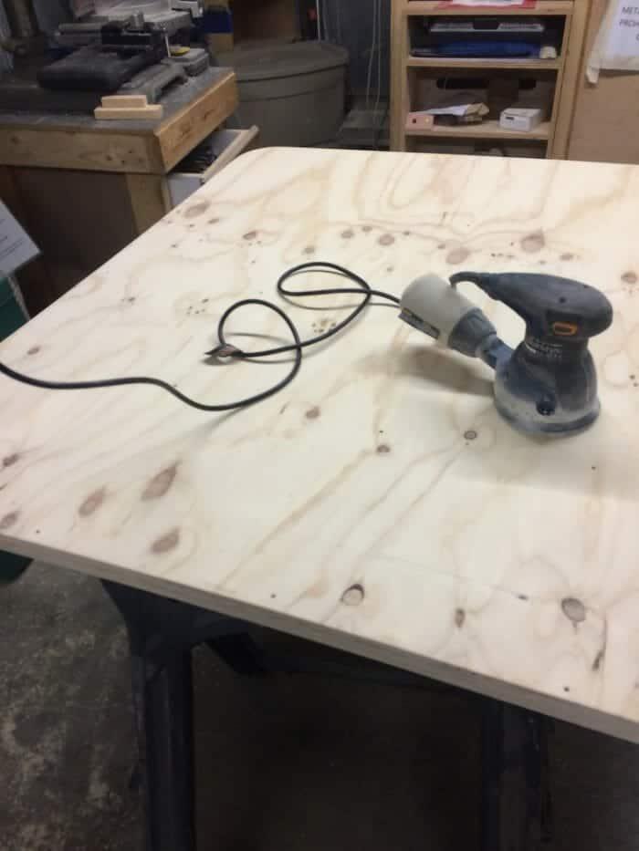 handheld sander for wood