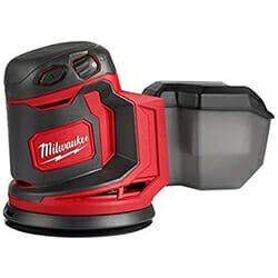 Milwaukee Electric Tools 2648-20 M18 cordless sander Review