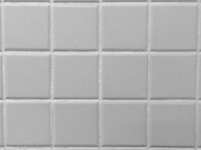 Grout is putty that goes between the tiles